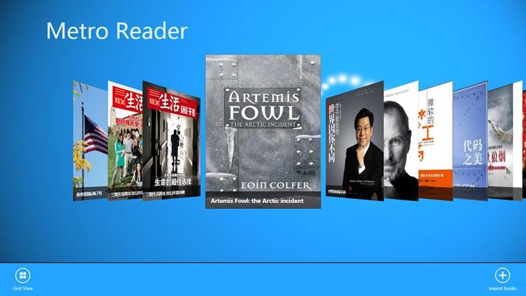 Epub reader windows 8 - фото 9
