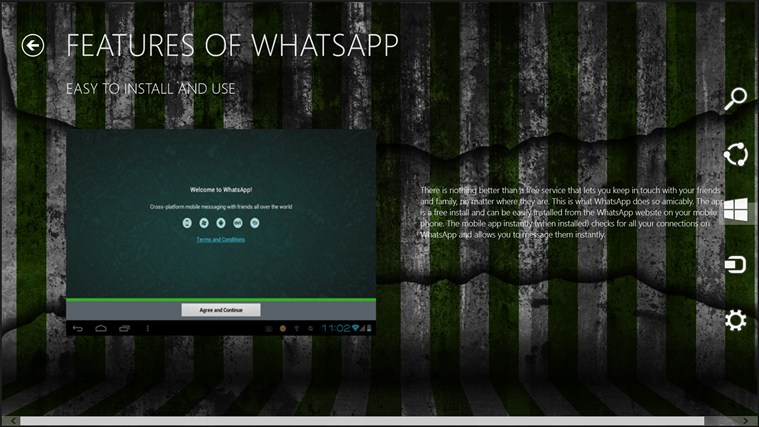 LEARN ABOUT WHATSAPP screen shot 1