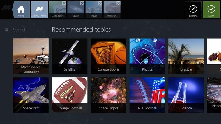 News360 screen shot 3