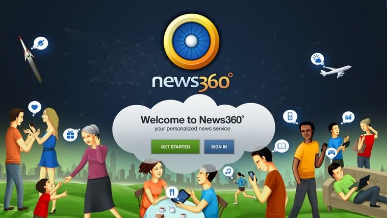 News360 screen shot 5