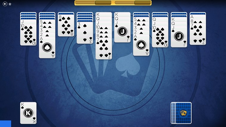 Microsoft Solitaire Collection screen shot 5