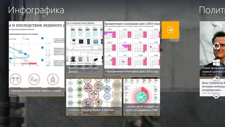 Новости@Mail.Ru screen shot 3