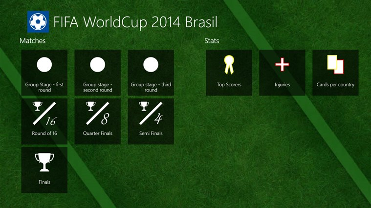 FIFA World Cup 2014 Brasil screen shot 1