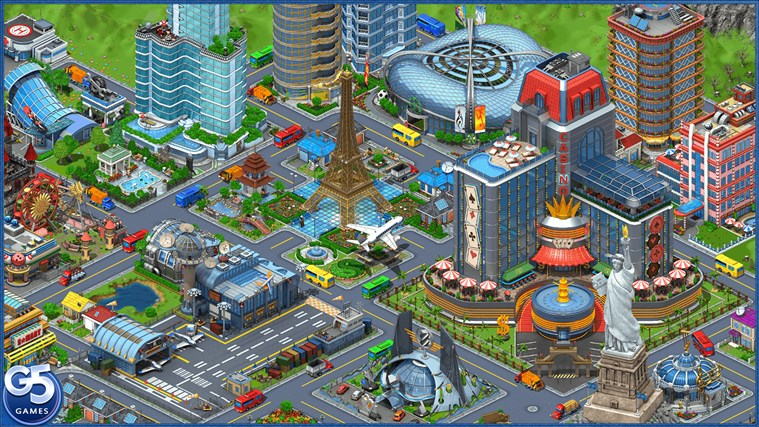 Virtual City Playground HD-skärmbild 3