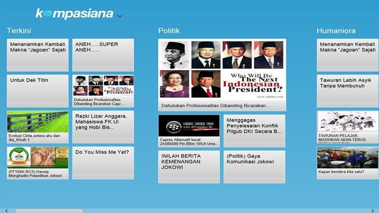 Kompasiana.com screen shot 1