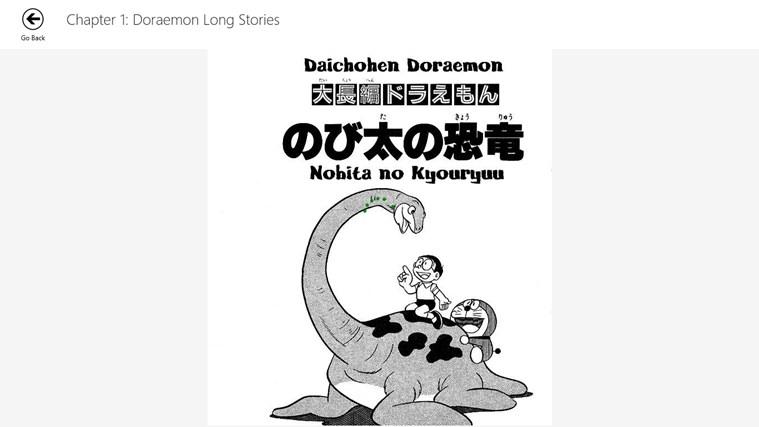 Doraemon Long Stories snímek obrazovky 1