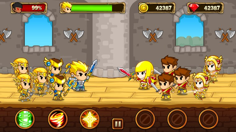 Pocket Army™ screen shot 3