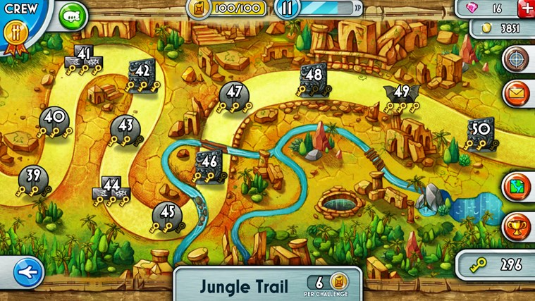 Secrets And Treasure: The Lost Cities screen shot 5
