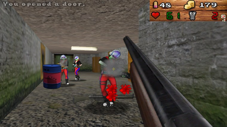 3D Zombienstein screen shot 1