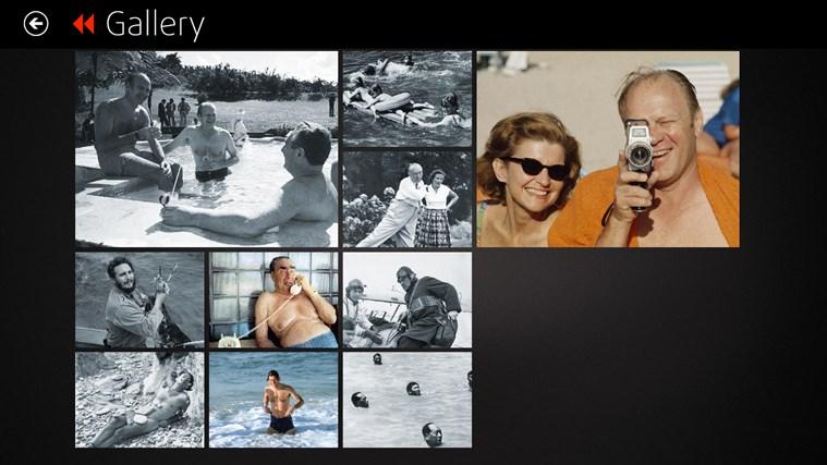 my History Digest screen shot 7