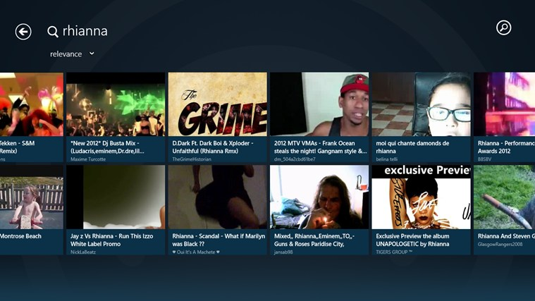 Dailymotion screen shot 3
