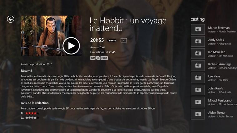 Télé-Loisirs Programme TV capture d'écran 1