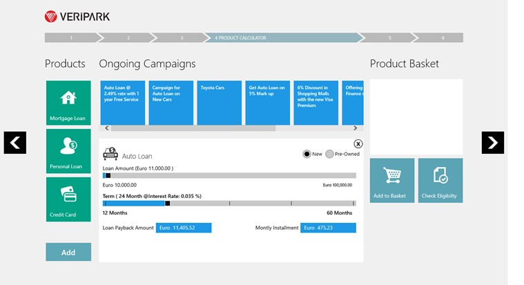 Direct Sales Agent screen shot 3