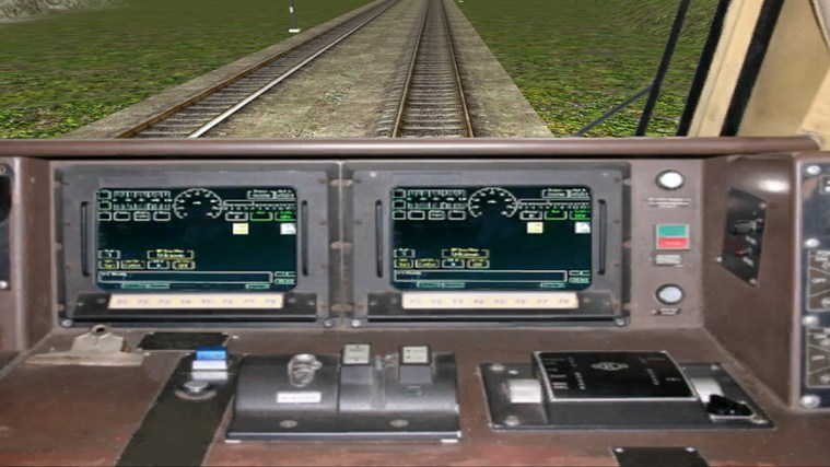 Train Sim screen shot 3