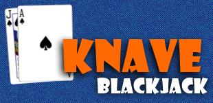 Logo Image: Knave Blackjack