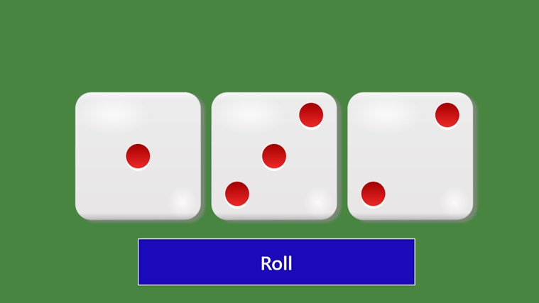 3 dice roller