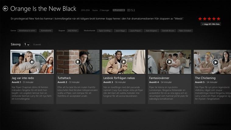 Netflix-skärmbild 1