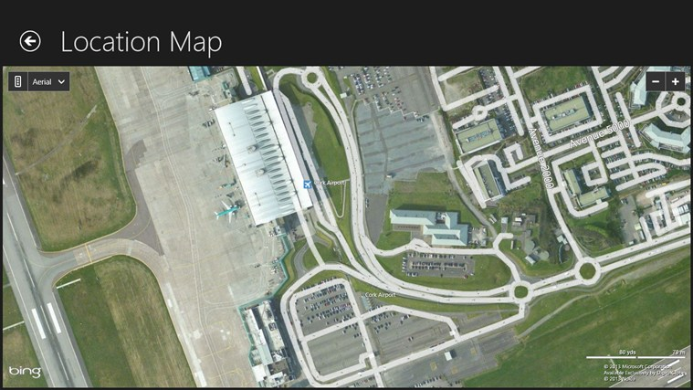 Cork Airport + Flight Tracker screen shot 7