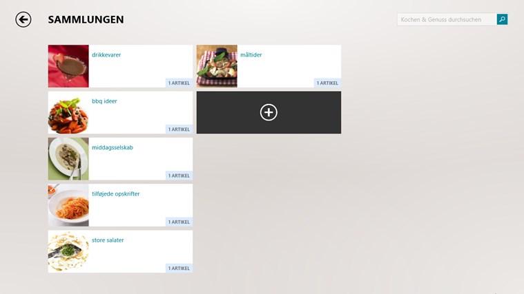 MSN Kochen & Genuss Screenshot 5