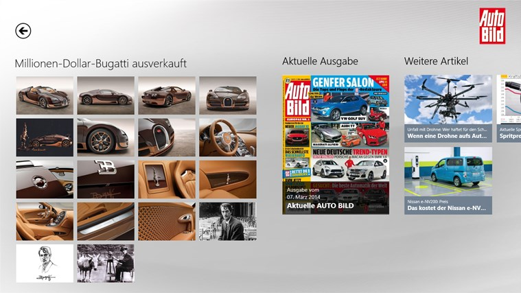 Autobild Screenshot 5