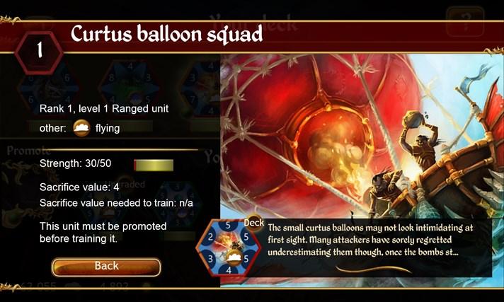 Permia - Duels screen shot 3