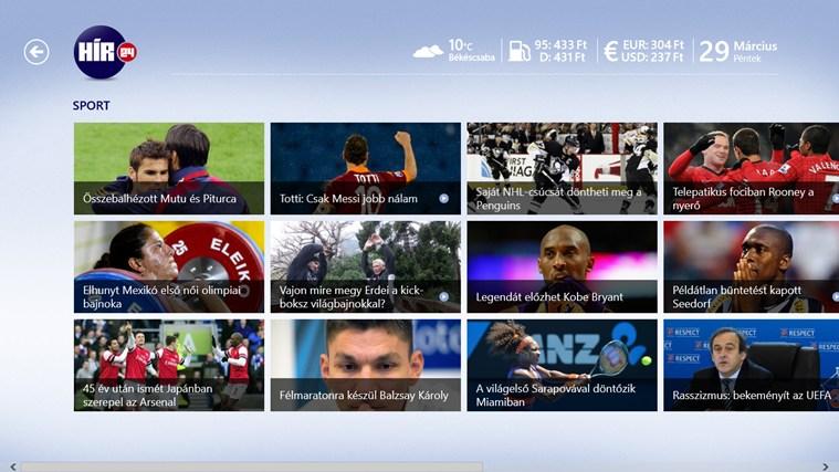Hír24 – 1. képernyőkép