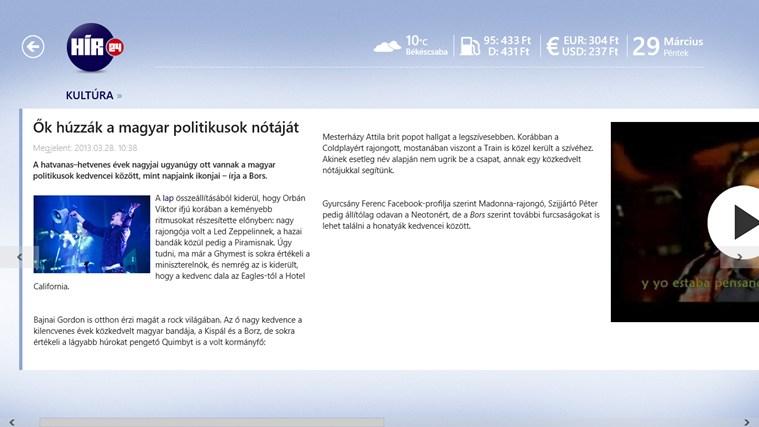 Hír24 – 3. képernyőkép