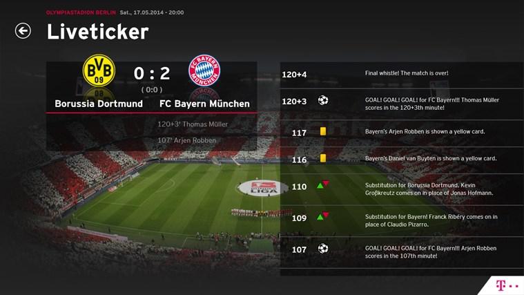 FC Bayern München screen shot 3