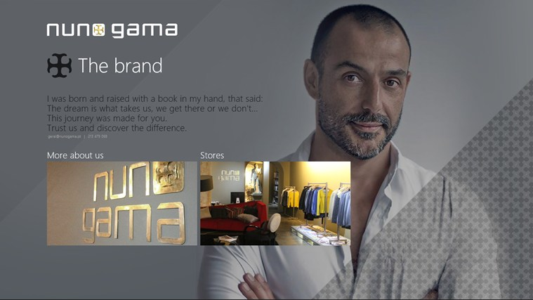 Nuno Gama screen shot 1