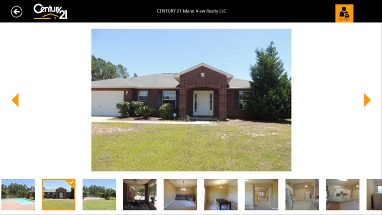 CENTURY 21 Island View Realty LLC - Navarre screen shot 1