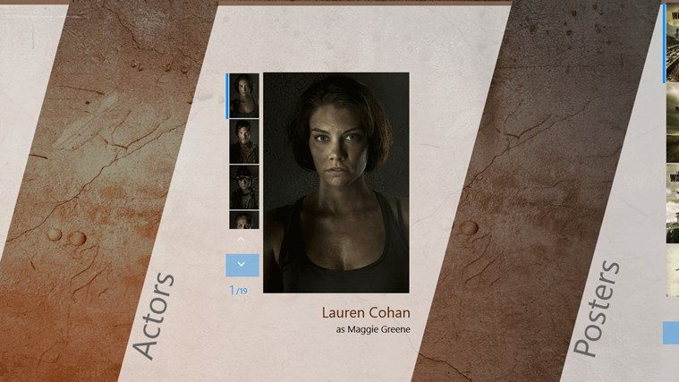The Walking Dead Series Guide capture d'écran 5