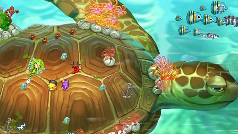 Squids capture d'écran 1