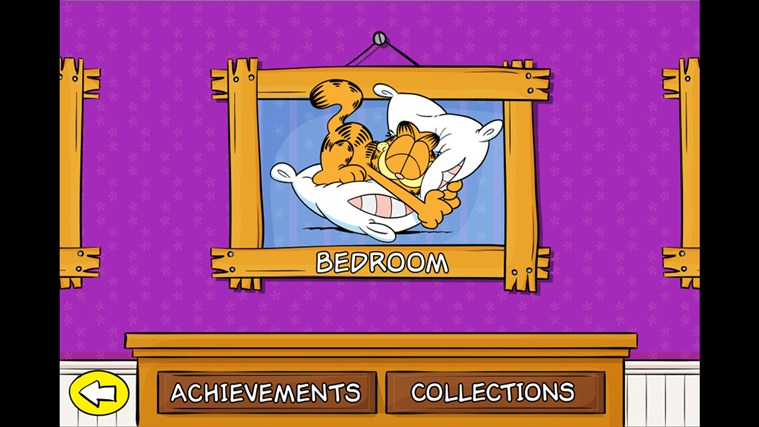 Feed Garfield! screen shot 7