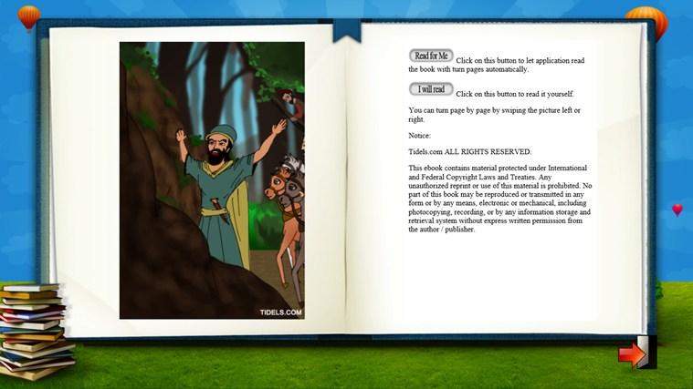 Ali Baba and the Forty Thieves captura de pantalla 3