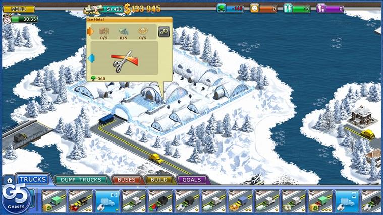 Virtual City 2: Paradise Resort HD-skärmbild 3