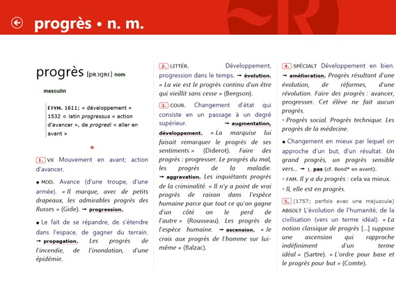 le petit robert pdf gratuit