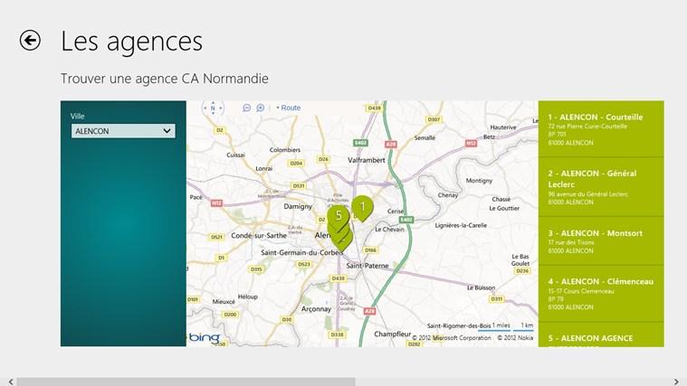 Crédit Agricole Normandie capture d'écran 1