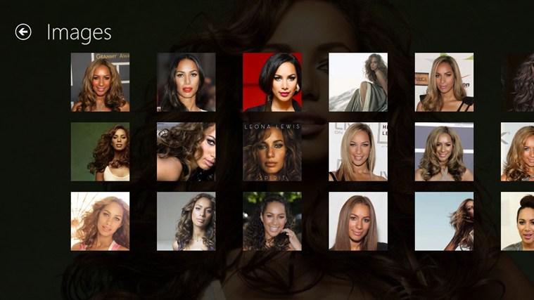 Leona Lewis Pro Screenshot 7