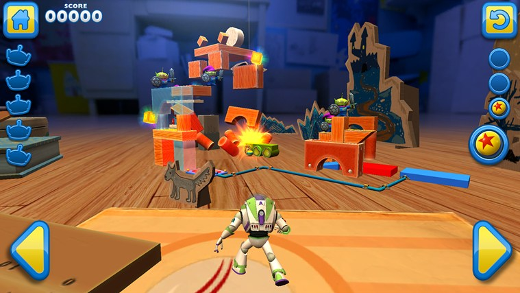 Toy Story: Smash It! screen shot 1