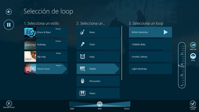 Music Maker Jam captura de pantalla 5