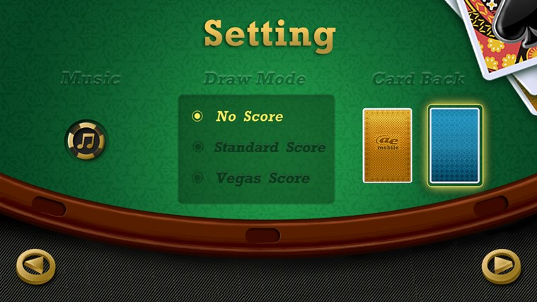 AE Solitaire screen shot 5