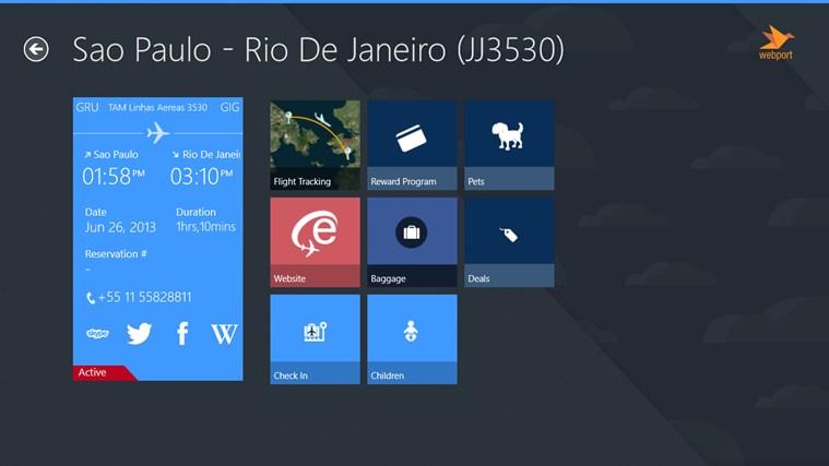 Rio de Janeiro Airport GIG + Flight Tracker captura de tela 5