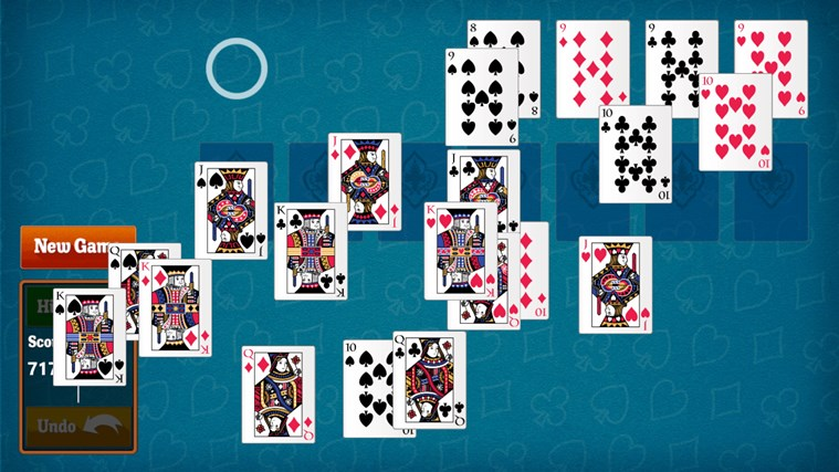Simple Solitaire screen shot 5