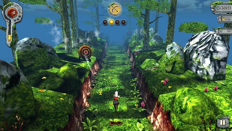 Temple Run: Brave screen shot 1