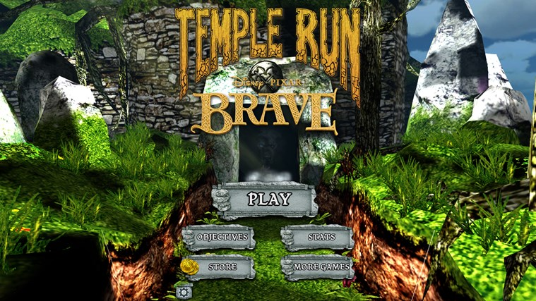 Temple Run: Brave screen shot 7
