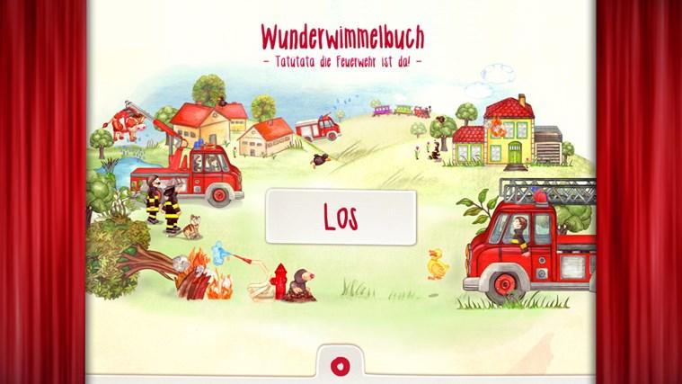 Tatütata Wunderwimmelbuch Screenshot 5