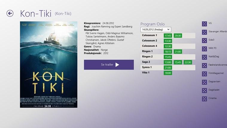 Filmweb skjermbilde 1