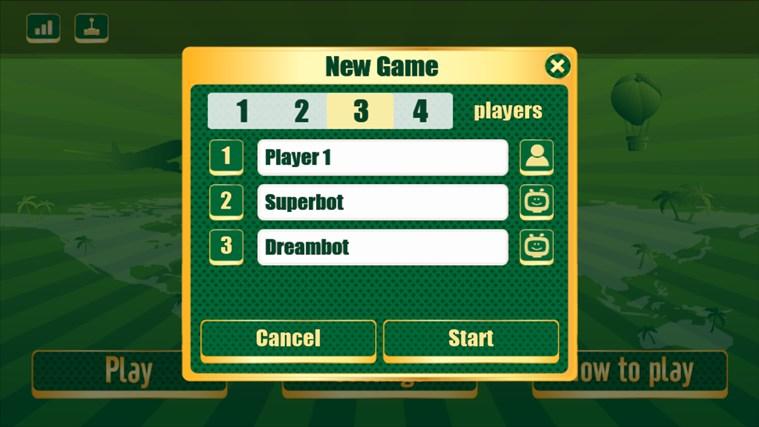 Game of Farkle screen shot 1