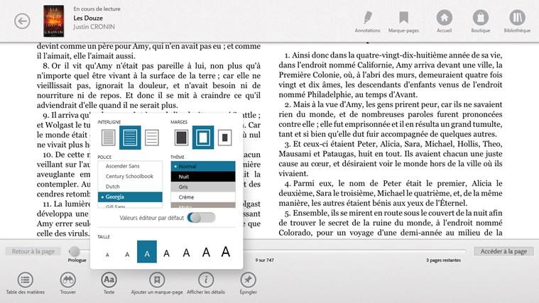 NOOK – Livres, magazines, journaux, BD capture d'écran 1