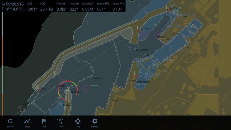 Seapilot-skärmbild 5